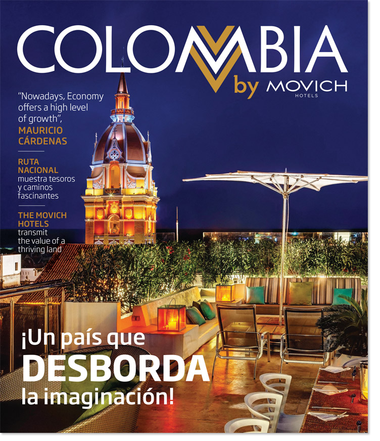 Revista COLOMBIA BY MOVICH